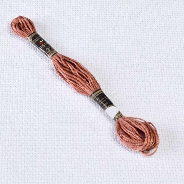 Мулине Bestex 3859 8м, Розового дерева, светлый