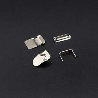 Крючок брючный на 2 прокола (из 4 частей)