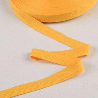 Лента киперная 20мм желтая 18В10Г27