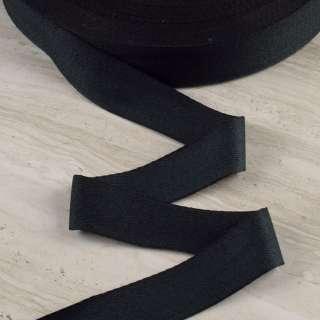 Лента киперная 40мм черная 15В43Г27