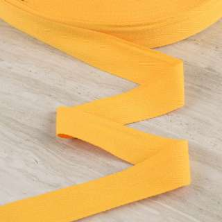 Лента киперная 40мм желтая 15В43Г27