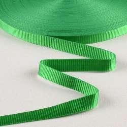 Лента ременная 20мм зеленая