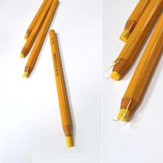Мелок-карандаш желтый
