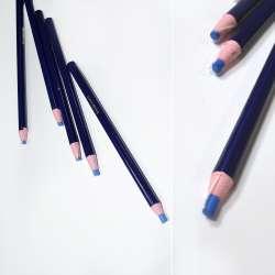 Мелок-карандаш синий