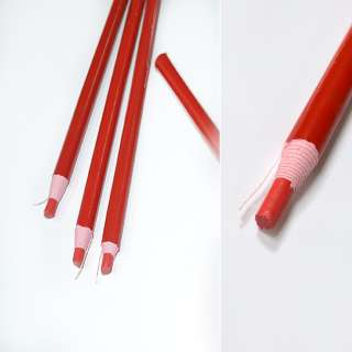 Мелок-карандаш красный