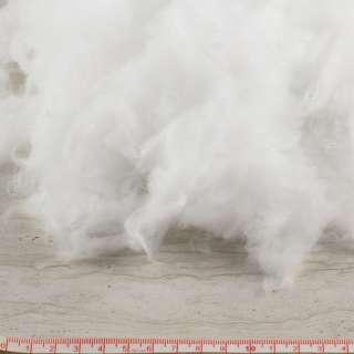 Холлофайбер Лебяжий пух белый (упаковка 100 г)