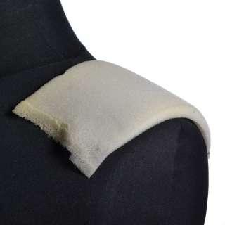 Плечевые накладки поролон 10х110х170 белые