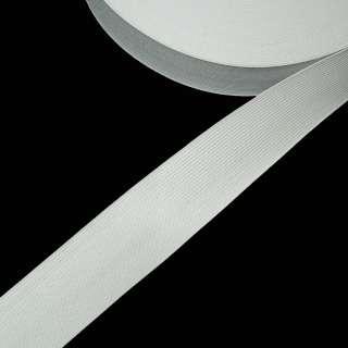 Резинка 40мм белая