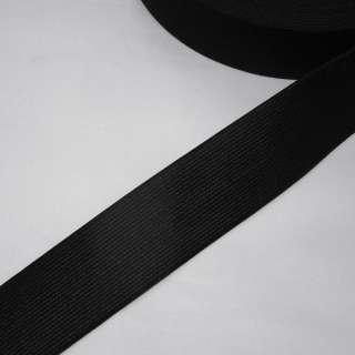 резинка  4 см черная