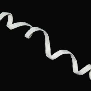 резинка белая 0,5 см
