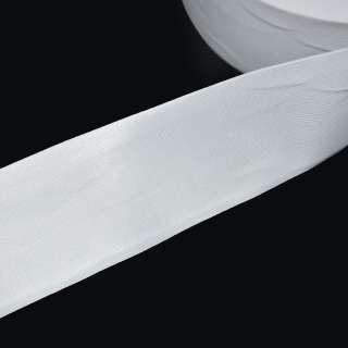 резинка  9 см белая