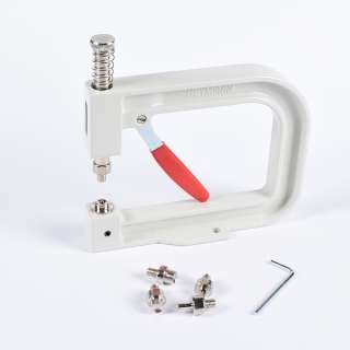 Станок-пресс для установки бусин + матрицы 6мм, 8 мм