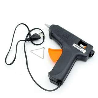 Пистолет клеевой под стержни 11,2 мм черный