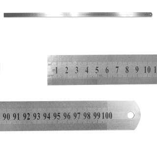 Метр металический 100 см