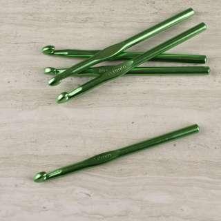 Крючок для вязания металлический №10
