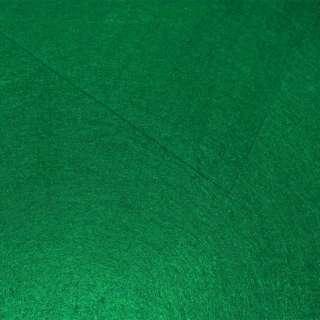 Фетр лист изумрудный (0,9мм) 21х30см