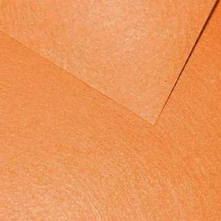 Фетр лист охра (0,9мм) 21х30см