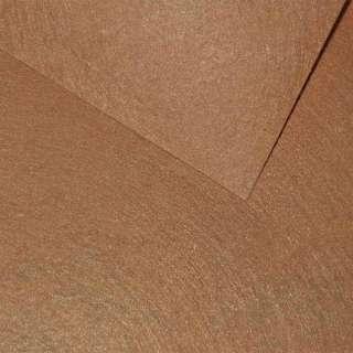 Фетр лист кофейный светлый (0,9мм) 21х30см