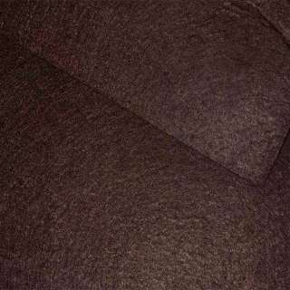 Фетр лист коричневый темный (0,9мм) 21х30см